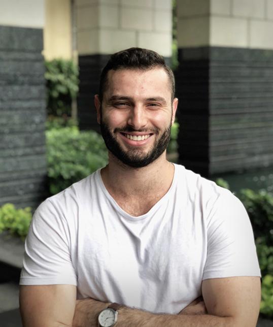 "Anton ""Ojek Bule"" Lucanus: Alumni Spotlight (Melbourne 2017)"